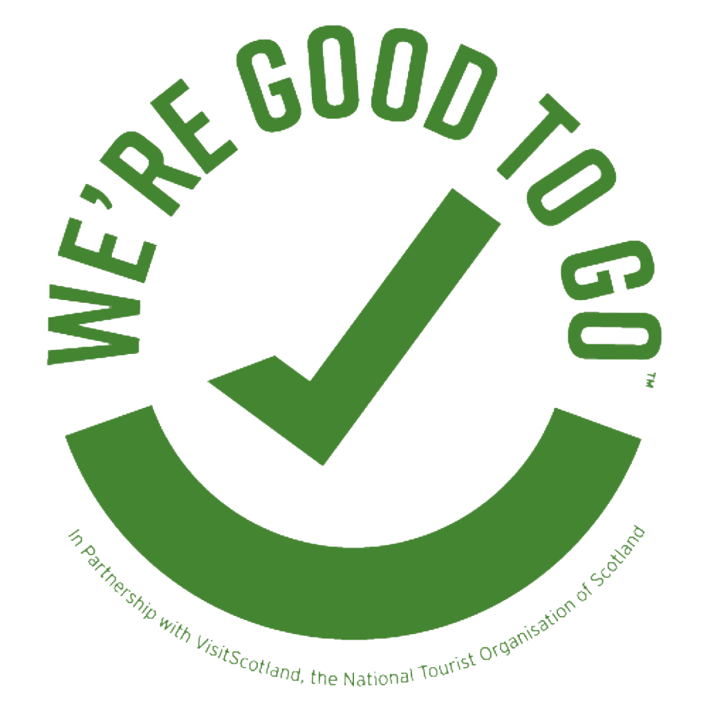 We're good to go logo.