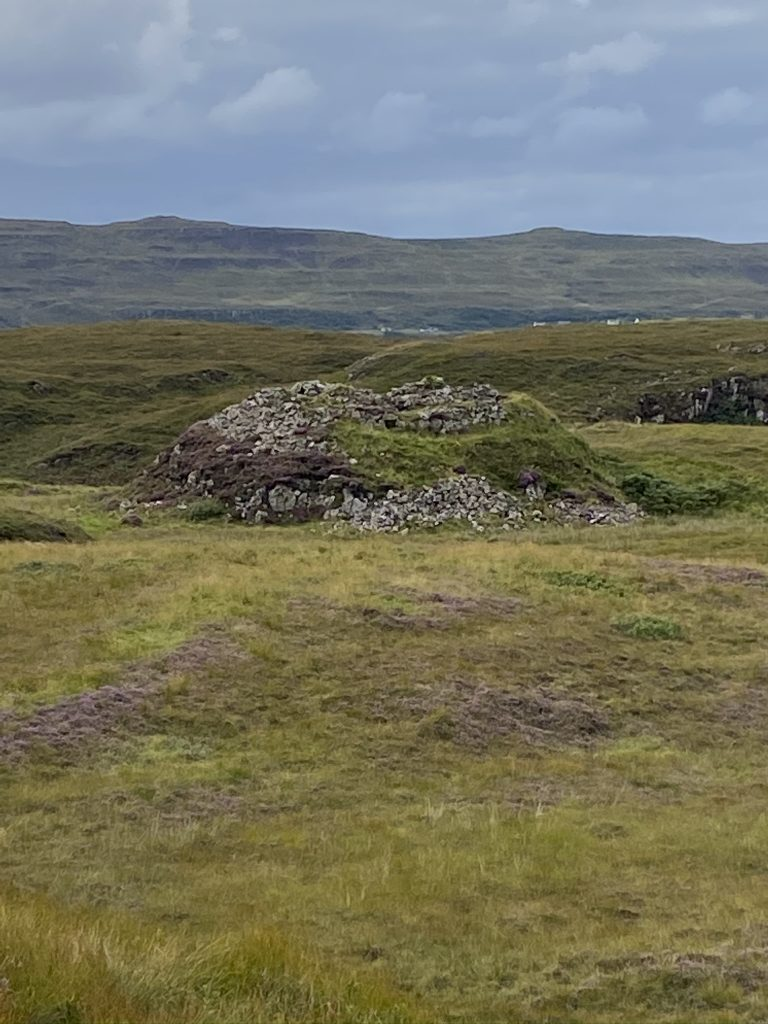 A broch on the walka