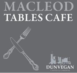 MacLeod Tables cafe Dunvegan