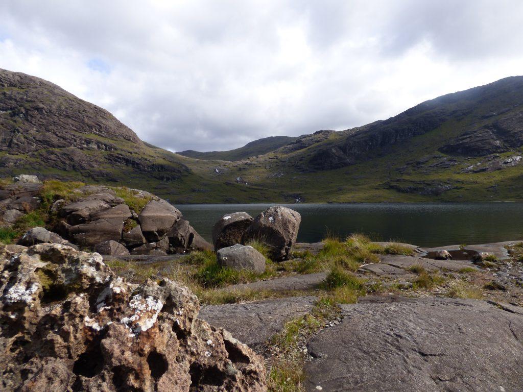 Looking across Loch Coruisk